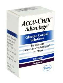 Accu-chek Advantage Control Solution
