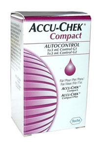 Accu-chek Compact Control Solution