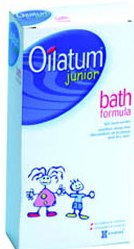 Oilatium Junior Bath Formula 150ml