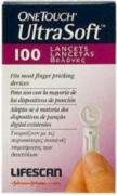 One Touch UltraSoft Lancets