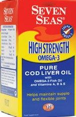 Seven Seas High Strength Cod Liver Oil
